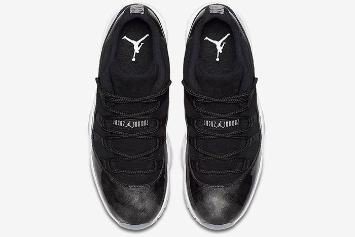 Air Jordan 11 Low Barons5