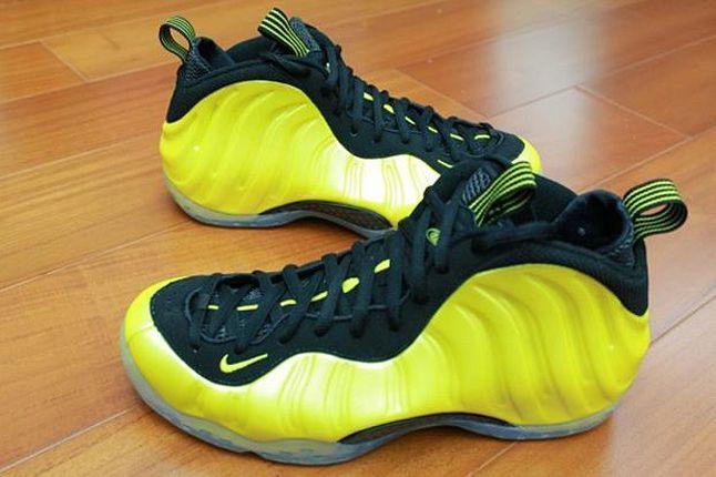 Nike Foamposite Electrolime 01 1