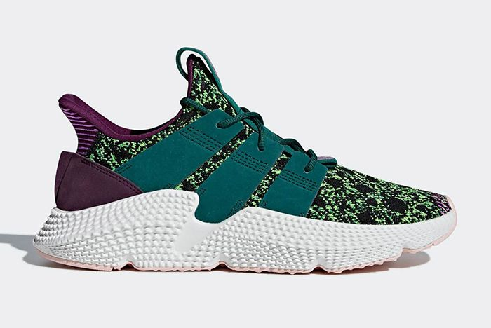 Dragon Ball Z Adidas Prophere Cell Official 1