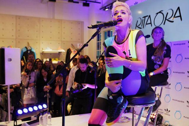 Adidas Originals Rita Ora Launch 27