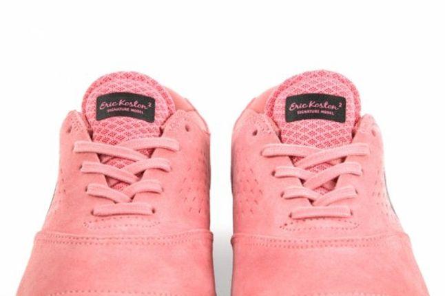 Nike Koston 2 Qs Pink Digital Tongue Detail 1