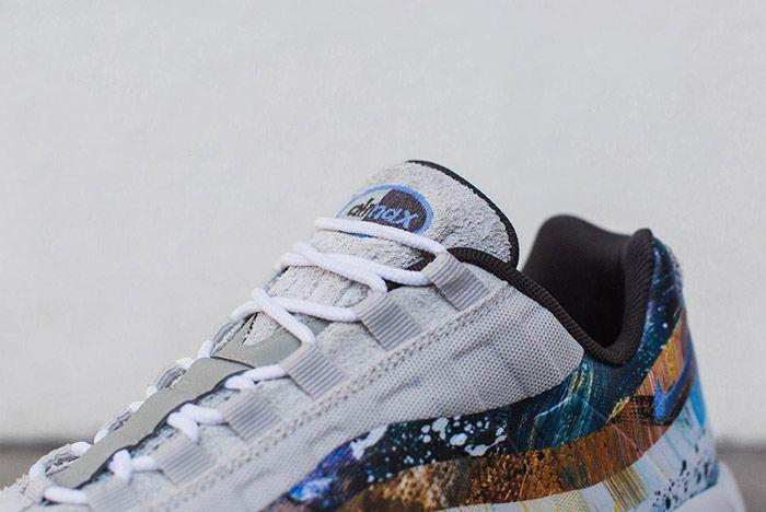 Dave White Nike Air Max 95 Dw Albion White Blue 4