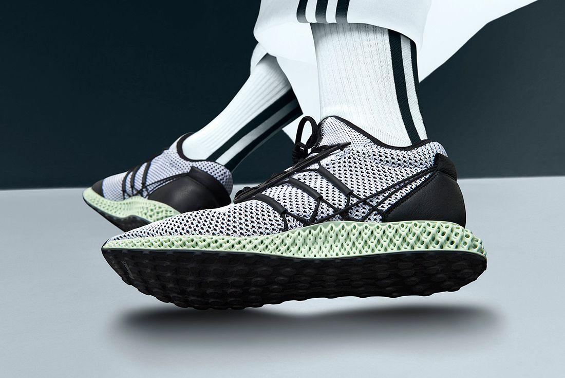 Adidas Y 3 Runner 4 D 6