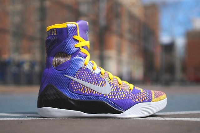 Nike Kobe Ix Elite Court Purple Thumb