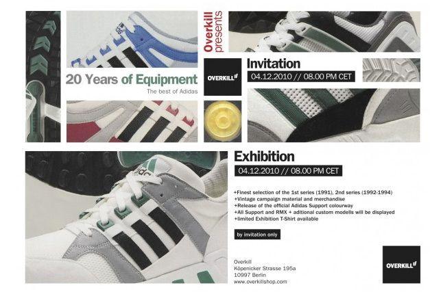 Overkill Adidas Eqt 1