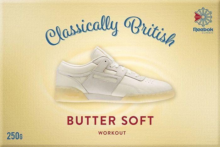 Reebok Classic Butter Soft Pack Workout