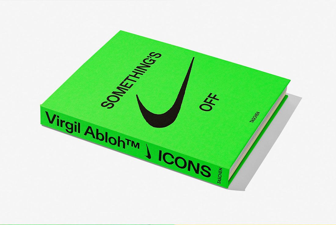 Nike Virgil Abloh ICONS Taschen Book
