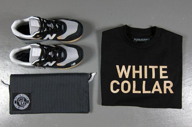 Burn Rubber White Collar 01 1