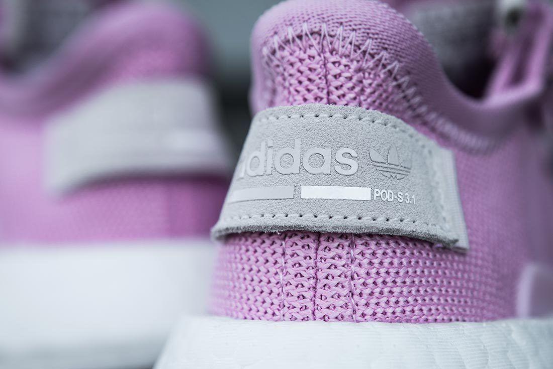 Adidas Pod S3 1 Clear Lilacorchard Tint 7