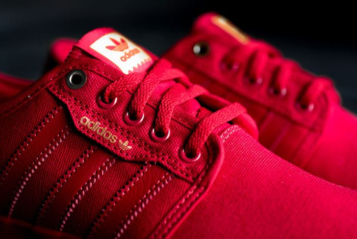 Adidas Seeley Red 2