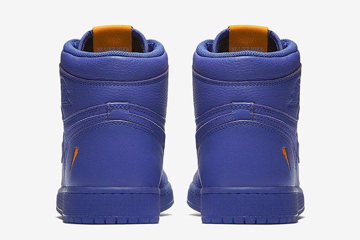 Air Jordan 1 Grape 5