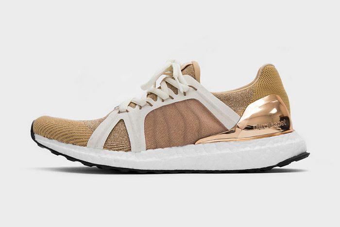 Stella Mccartney Adidas Ultra Boost Gold 2016 1