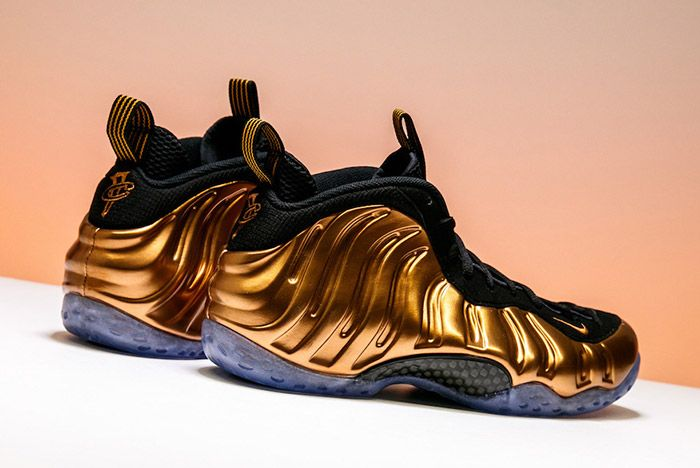 Nike Air Foamposite One Copper Copper 1
