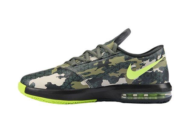 Nike Kd Vi Gs Camo 2