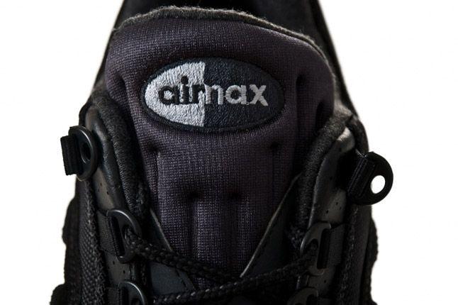 Air Max 95 Premium Black Tongue 1