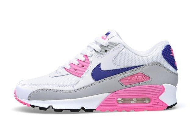 Nike Air Max 90 Womens Pink Glow