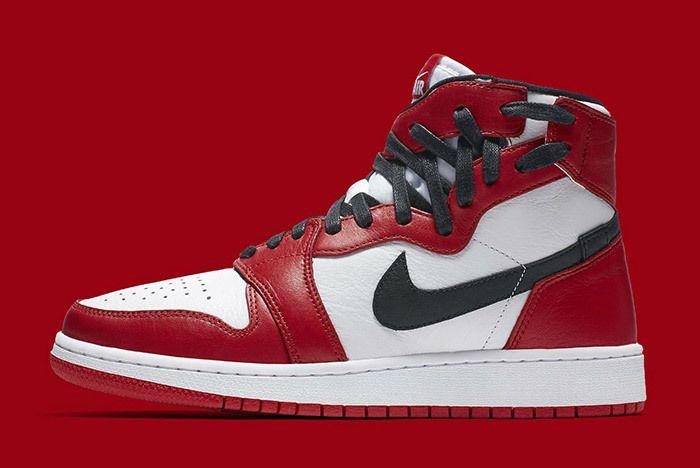 Air Jordan 1 Rebel Chicago 2