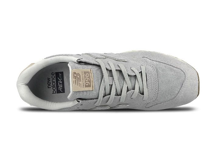 New Balance 996 Mrl996 Ta Grey Suede 3