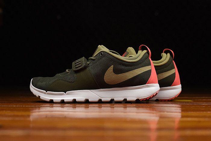 Nike Sb Trainerendor Olive 4