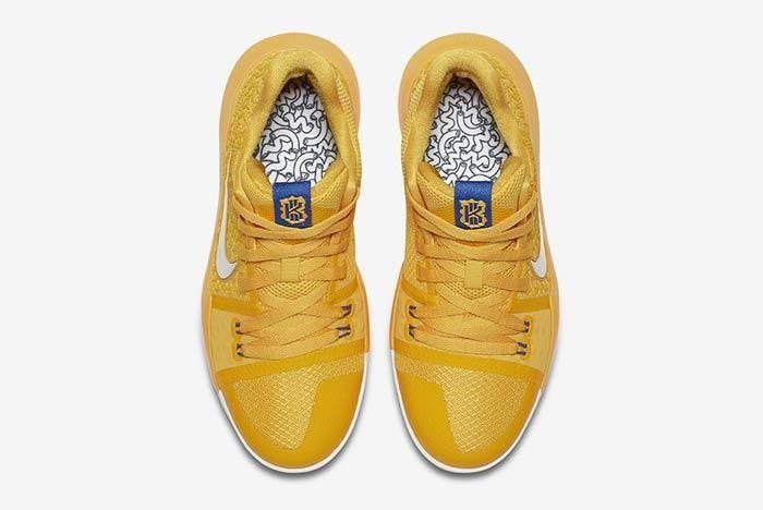 Nike Kyrie 3 Mac And Cheese 4