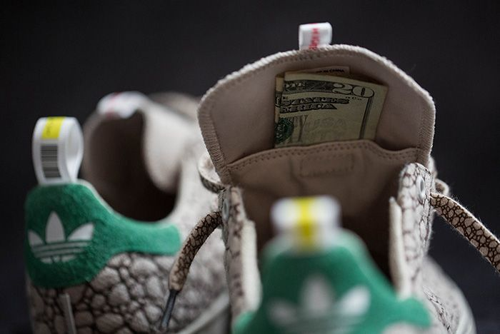 Bait Adidas Stan Smith Vulc 420 5