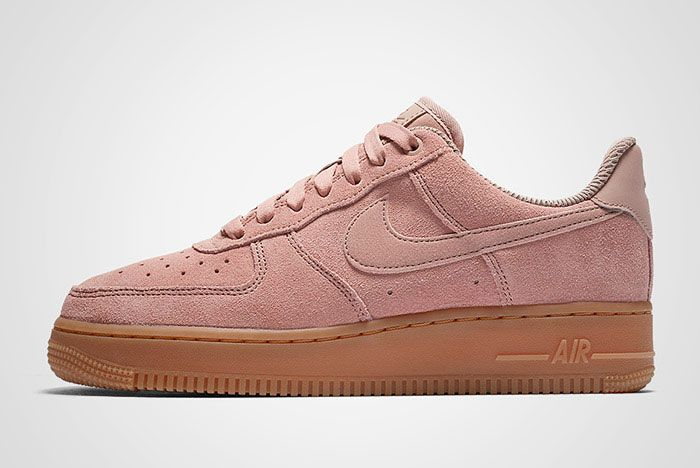 Nike Air Force 1 Low Particle Pink Thumb