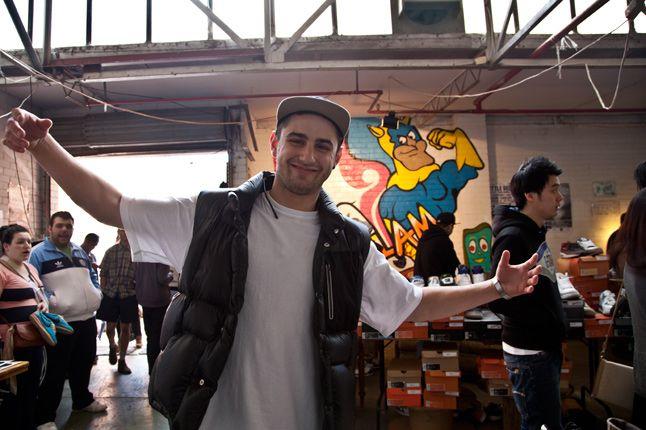 Sneaker Freaker Swapmeet 2011 27 1