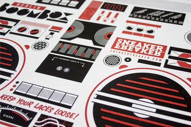Berlin Boombox Sneaker Freaker Kickstarter 1