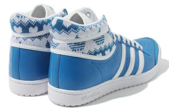 Adidas Knit Heel 1