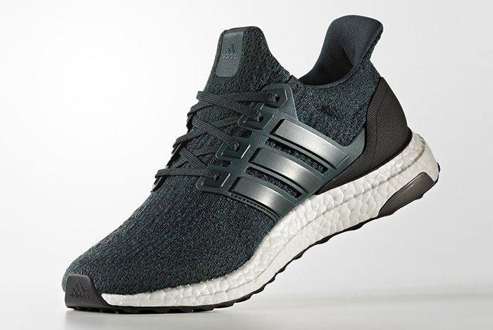 Adidas Ultraboost 3 0 Dark Green 1