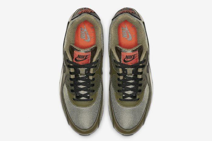 Nike Air Max 90 Essential Khaki Top