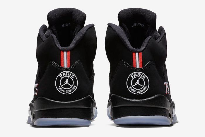 Air Jordan 5 Psg Paris Saint Germain 5