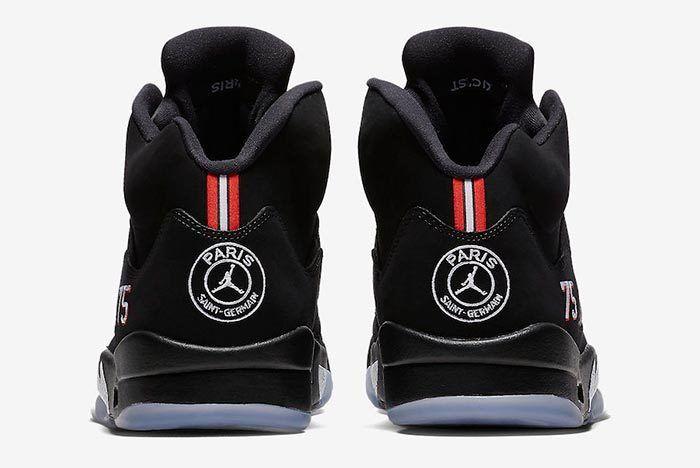 Air Jordan 5 Psg Paris Saint Germain 5