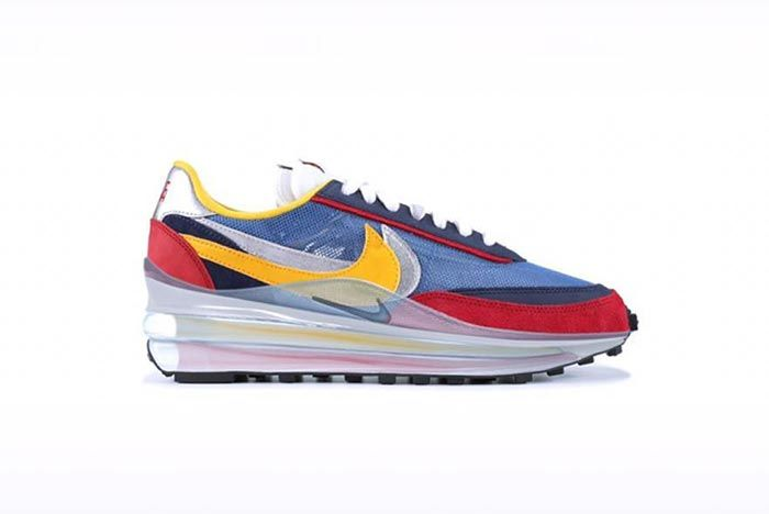 Chad Manzo Nike Ld Waffle Illustration Right Side