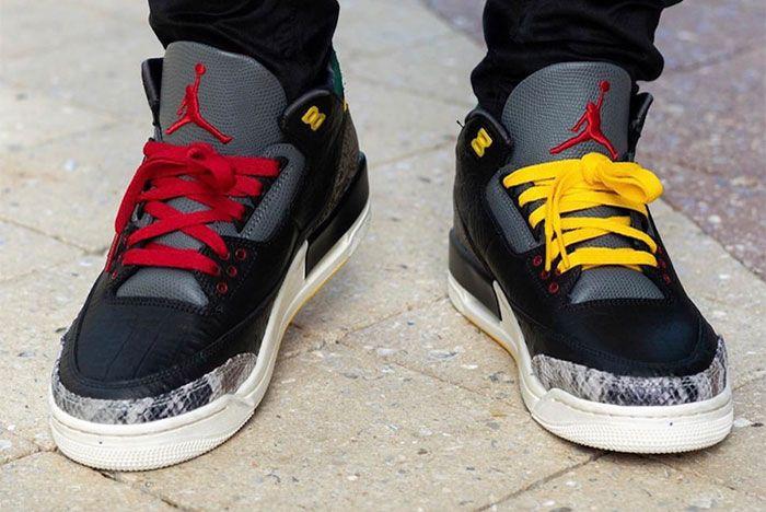 Air Jordan 3 Animal Instinct 2 0 On Feet