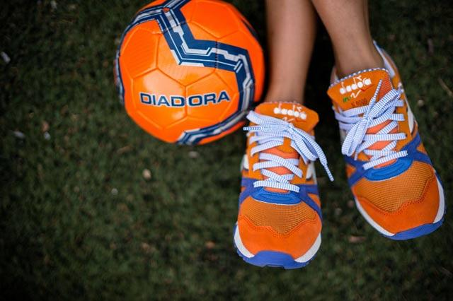 Packer Shoes Diadora N9000 Dinamo Zagreb 4