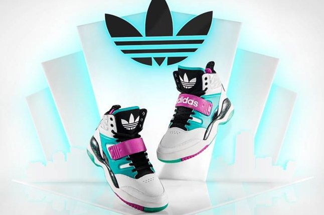 Adidas Originals Hackmore White Pair 2