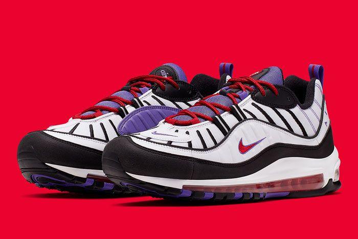 Nike Air Max 98 Raptors2 Full