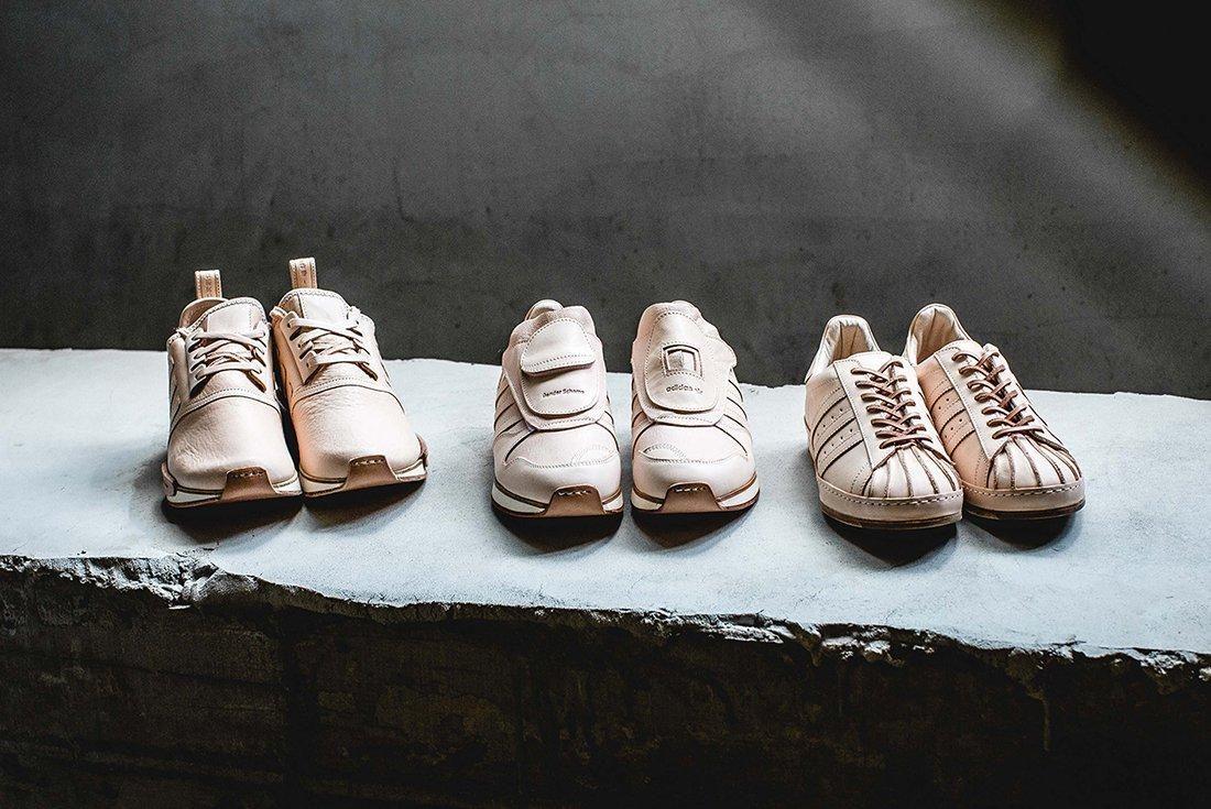 Hender Scheme X Adidas Luxe Leather Pack13