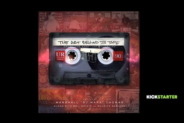 Dj Mars Mixtape Book Kickstarter 1
