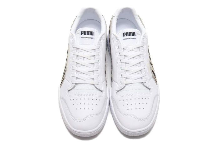 Puma Ralph Sampson Wild Pack White Front