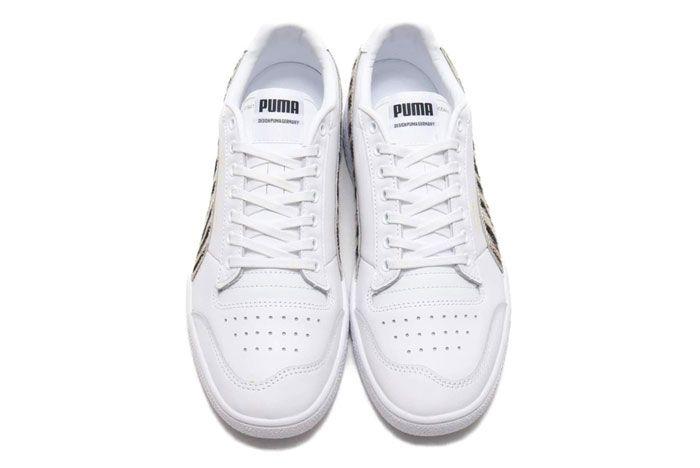 Puma Ralph Sampson Wild Pack White Front