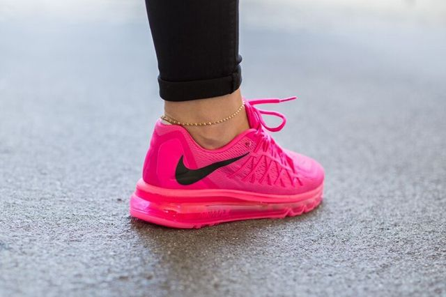 Nike Air Max 2015 Pink Flash 1