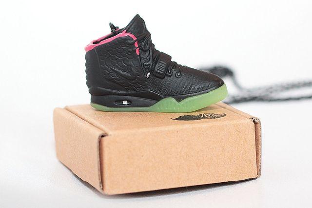 Nike Air Yeezy Ii Necklace