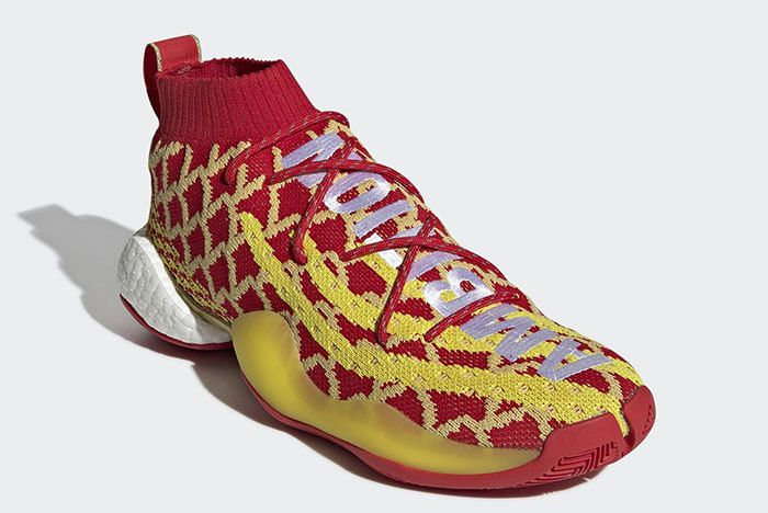 Pharrell Adidas Crazy Byw Chinese New Year 4