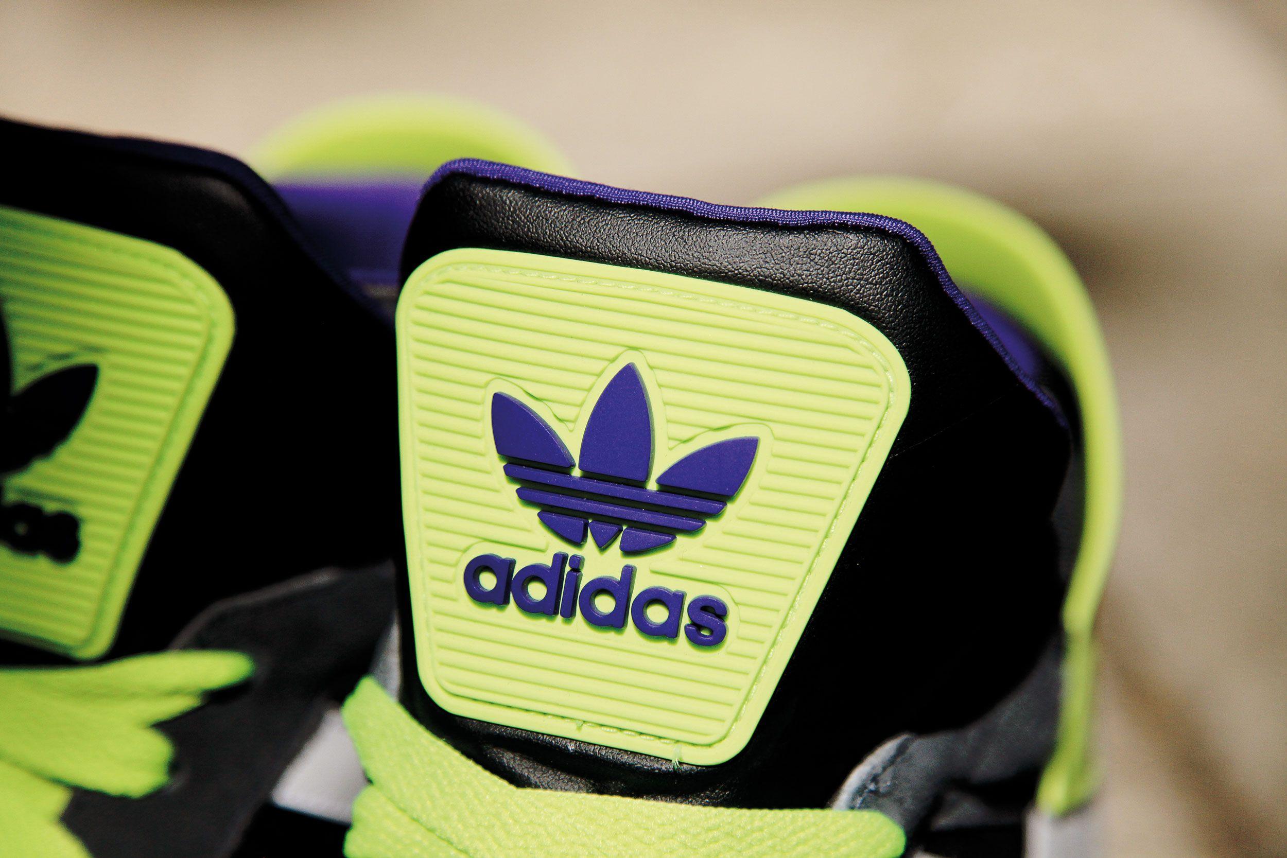 Adidas Originals Defender Neon Style