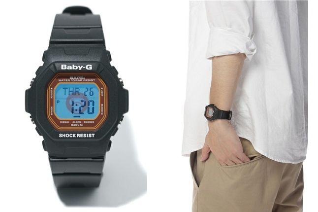 Bape Baby G G Shock 4 1