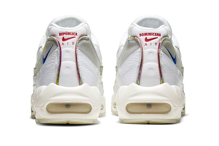 Nike Air Max 95 De Lo Mio Heel Shot