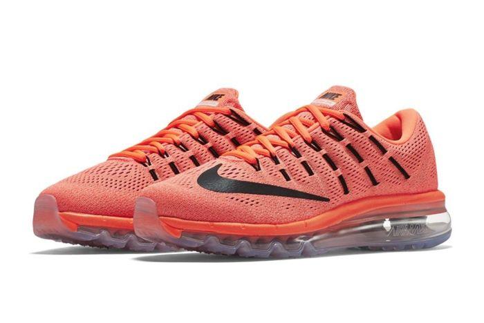Nike Air Max 2016 Hyper Orange Sunset Glow 1