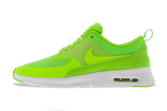 Nike Air Max Thea Lime 1